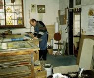 1990 - W pracowni