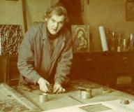 1977 - W pracowni u mistrza Janka