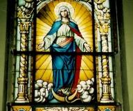 1995 Kunowo Kościół pw. Św. Andrzejarenowacja (3)