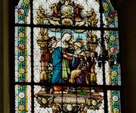 1995 Kunowo Kościół pw. Św. Andrzejarenowacja (2)