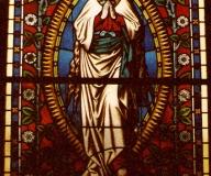 2001 Komorniki Renowacja witraży w kościele w Komornikachrenowacja