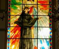 2009 - Licheń Kaplica Serca Jezusowego (Jezus i św. Faustyna)