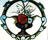 2002 - Opalenica Witraż na okno