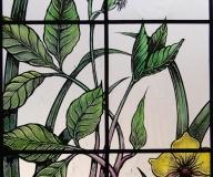 2012 - Kościan motyw roślinny - dom prywatny