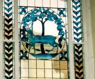 2003 - Sopot Renowacja witraży w kamienicach Sopockich