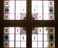 2009 - Kępno Renowacja witraży w Liceum Ogólnokształcącym